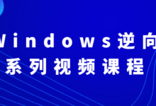 Windows逆向视频课程